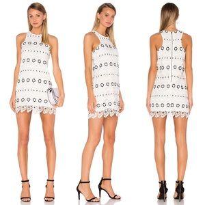 Revolve Lovers + Friends Caspian lace dress